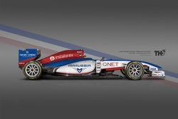 Marrusia F1 Concept