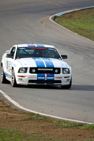 Race Action NASA 25 Hours of Thunderhill