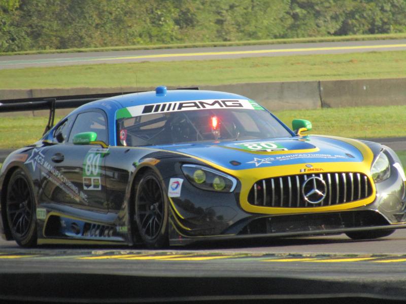 #80 Mercedes AMG GT3