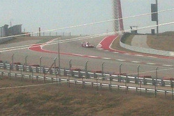 Reported images of Nissan LMP1 testing at COTA