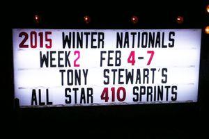 Tony Stewart's All Star 410 Sprints