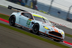 Aston #97 exiting the loop