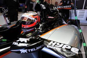 ГП Австралии. Пятница. Force India