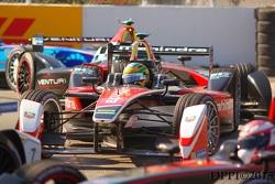 Bruno Senna in the pack