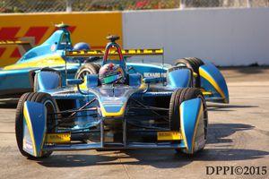 Team E.Dams Renault Sébastien Buemi & Nico Prost