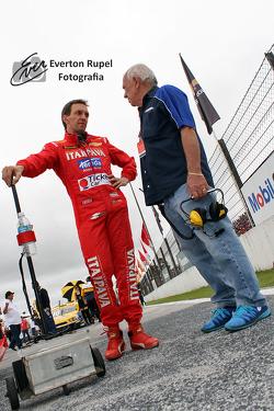 Luciano Burti and Mauro Vogel