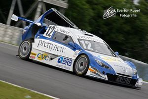 Lucas Foresti, Bassani RC3, Peugeot