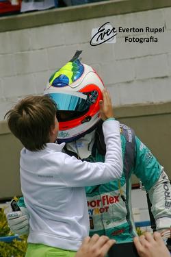 Rubens Barrichello commemoration