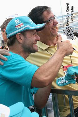 2014 champion Rubens Barrichello