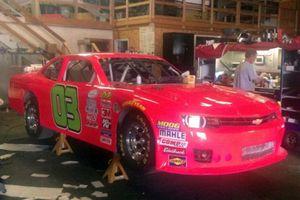 Mike Affarano Motorsports - Johanna Long ride
