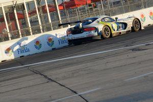 Viper silhouette race morning