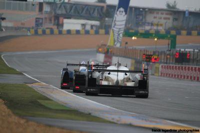Essais des 24 Heures du Mans