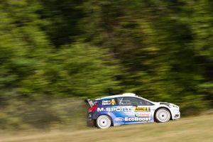 Elfyn Evans - Daniel Barrit FORD FIESTA WRC