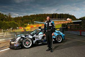Patrick Dempsey na Porsche Supercup