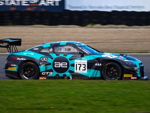 #173 Sean Walkinshaw & Craig Dolby - Always Evolving Motorsport Nissan GT-R Nismo GT3