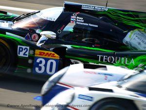 #30 Extreme Speed Motorsports Ligier JS P2 Honda - Sharp, Dalziel & Heinemeyer Hansson