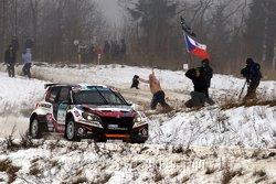 Martin Hudec, Petr Picka, GPD Orsak Rally Sport, Skoda Fabia S2000