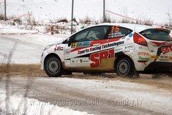 Reinis Nitišs, Māris Neikšāns, Sports Racing Technologies, Ford Fiesta R2