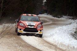 Daņila Belokoņs, Toms Freibergs, Dynamic Sport, Ford Fiesta R2