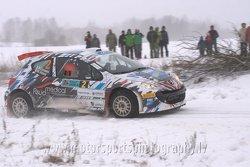 Robert Consani, Maxime Vilmot, Peugeot 207 S2000