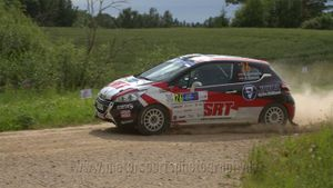 R.Sirmacis, A.Šimins, Peugeot 208 VTi R2