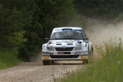 T.Suninen, M.Markkula, Škoda Fabia S2000