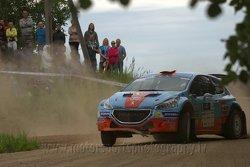 J.Salo, M.Salminen, Peugeot 208 T16