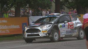 J.Kołtun, I.Pleskot, Ford Fiesta R5