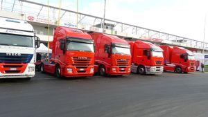 Fahrerlager Nürburgring FIA WEC