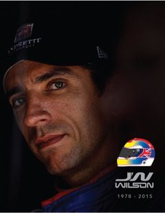 Justin Wilson remembered