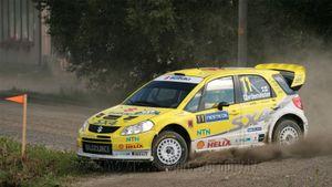 Gardemeister Toni / Tuominen Tomi / Suzuki SX4 WRC / Suzuki World Rally Team