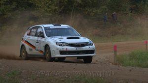 Hiroki Arai / Philip Hall / Subaru Impreza WRX STi / Tommi Makinen Racing OY