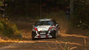 Ralfs Sirmacis / Artūrs Šimins / Peugeot 208 R2 / Sports Racing Technologies