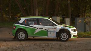 Raimonds Kisiels / Arnis Ronis / Škoda Fabia R5 / Sports Racing Technologies