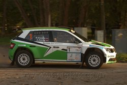 Raimonds Kisiels / Arnis Ronis / Škoda Fabia R5 / Sports Racing Technologies
