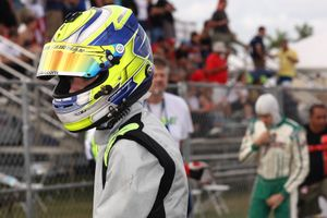 Stirling Fairman, pre-race