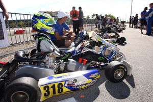 Stirling Fairman on grid