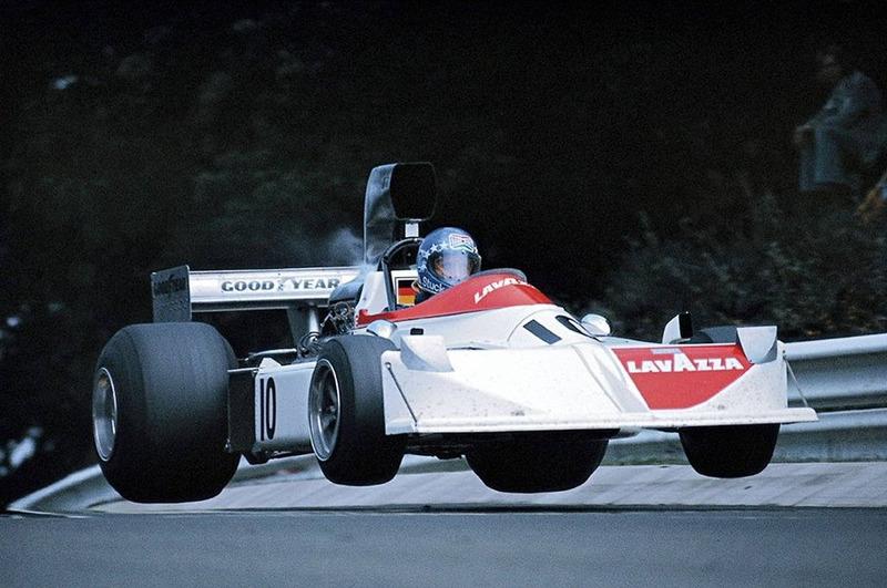 Ханс-Йоахим Штук, ГП Германии 1975 года