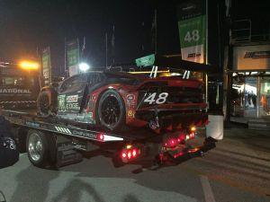Paul Miller Racing Lamborghini