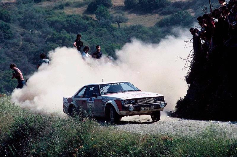 Toyota Celica 2000 GT TA22/RA20/RA40 (1972-1982)