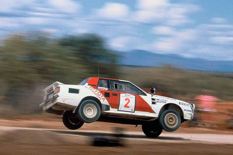 Toyota Celica Twin Cam Turbo (1983-1986)