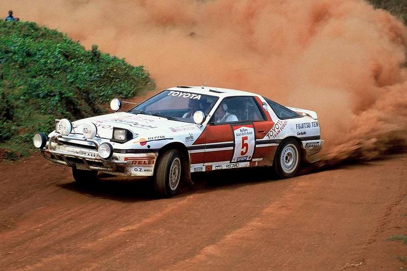 Toyota Supra 3.0i/Supra Turbo MA70 (1987-1989)
