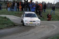 Себастьен Лёб и Даниель Элена, 1998 год, Citroen Saxo kit-car
