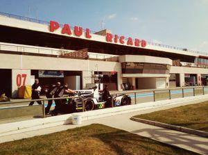 Strakka Racing op Paul Ricard