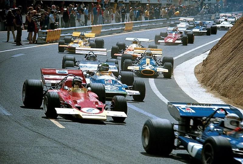 Гран При Франции 1970