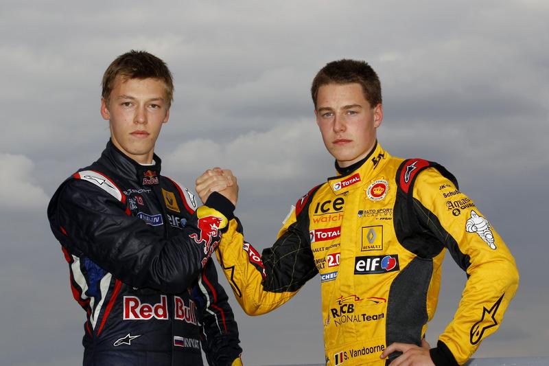 2012 год. Формула Renault 2.0