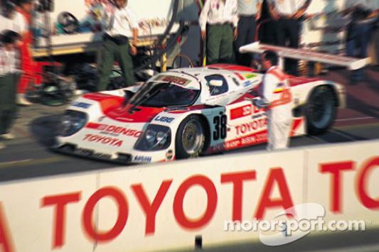 1990 - Toyota 90C-V