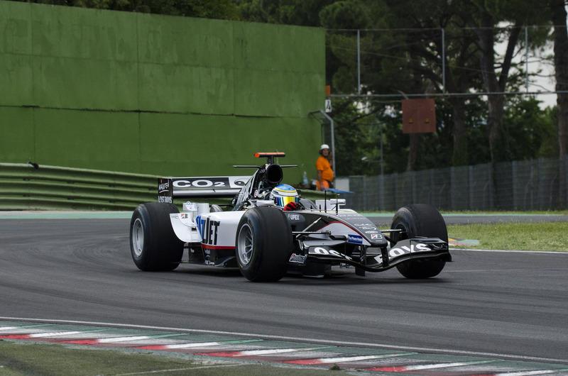 Minardi PS04