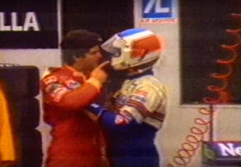 No mesmo ano, no Canadá, Chico Serra e Raul Boesel lutaram após treino. Chico alegou que Boesel colocou seu carro de propósito, atrapalhando volta rápida do seu adversário.