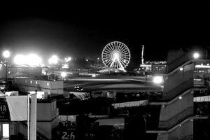 Sfeerbeeld 24 uur van Le Mans